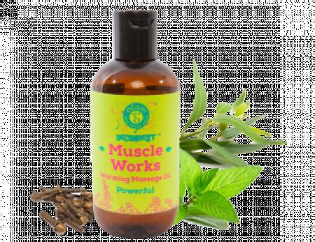 Buy muscle soothing oil online